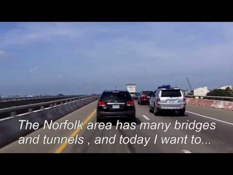 Norfolk Bridges and Tunnels