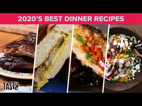 Tasty's Best Dinners of 2020 • Tasty