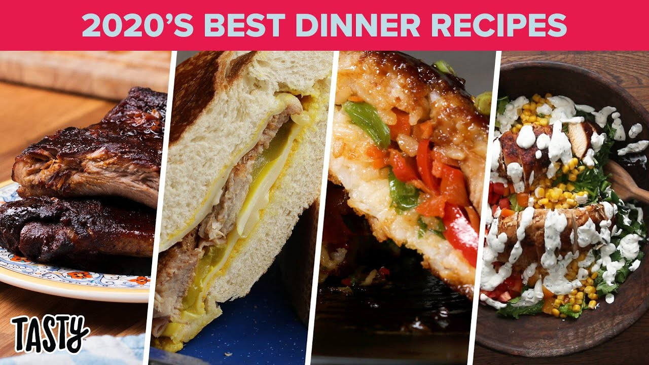 Download Tasty's Best Dinners of 2020 • Tasty