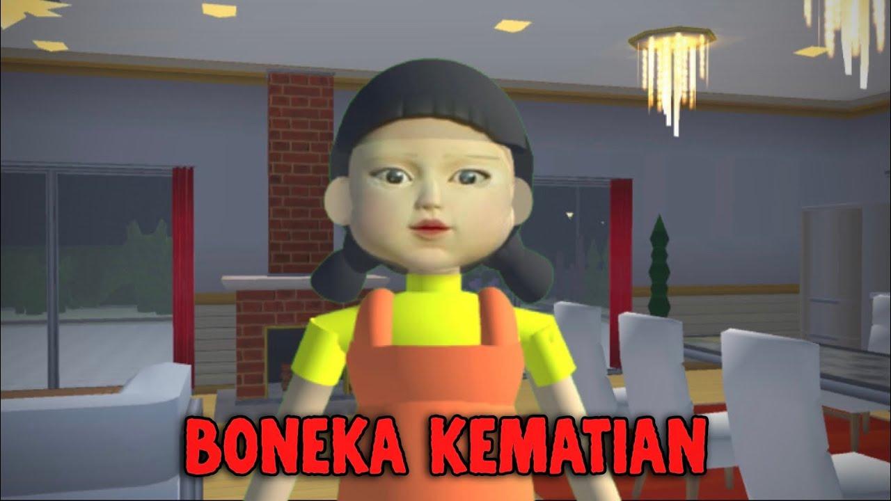Download BONEKA KEMATIAN    HORROR MOVIE SAKURA SCHOOL SIMULATOR