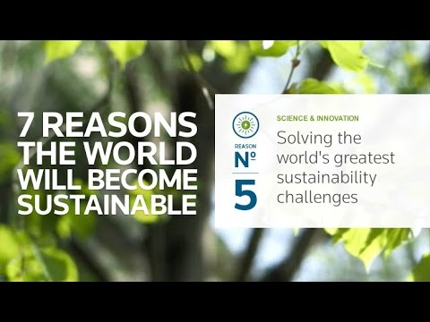 How do we solve the world's greatest sustainability challenges?