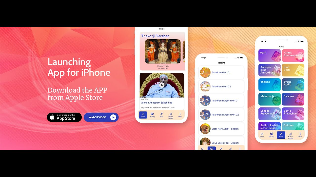Launching App for iPhone - Download the APP from Apple Store - YouTube