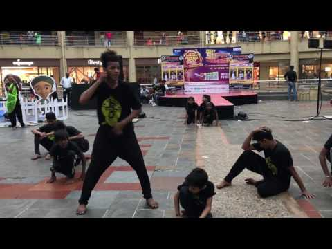 Zero Degree Dance & Fitness Institute | Mothers Day special act | ZDCrew