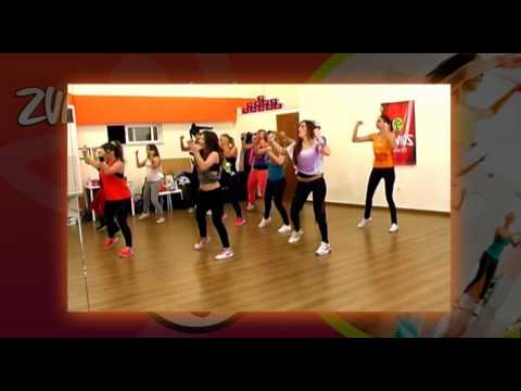 Bouje - J. Perry Ft. Admiral T. (Zumba® with Lito)