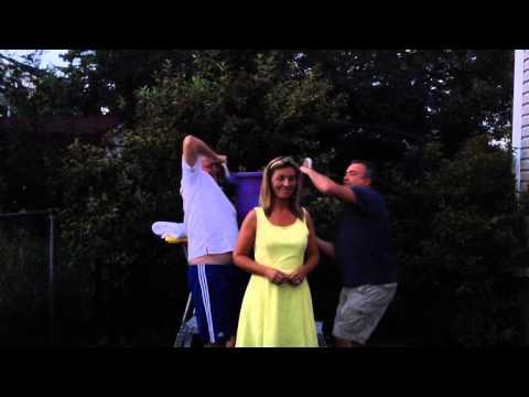 Danielle's ALS Ice Bucket Challenge