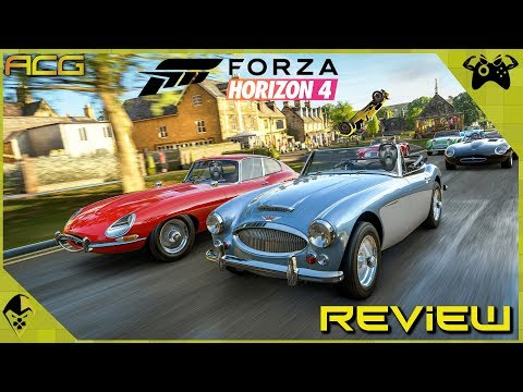 """Forza Horizon 4 Review """"Buy, Wait for Sale, Rent, Never Touch?"""""""