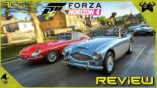 "Forza Horizon 4 Review ""Buy, Wait for Sale, Rent, Never Touch?"""