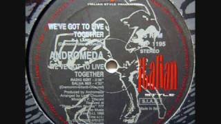 ANDROMEDA  -  WE