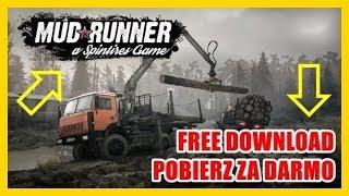 Spintires: MudRunner (American Wilds) - Free Download / Pobierz Za Darmo