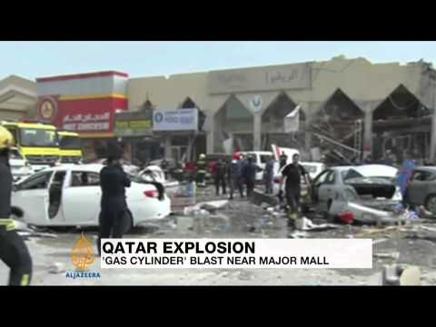 Doha gas blast kills and injures dozens