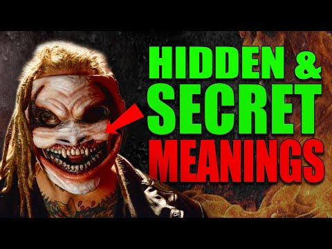 Hidden Secrets REVEALED About Bray Wyatts Creepy New Gimmick (FireFly Fun House WWE Raw)