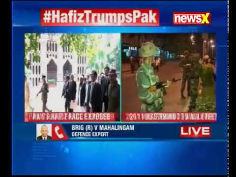 Pakistan: Hafiz Saeed appears before Review Board at Lahore High Court