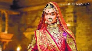 Padmavati movie theme song|background music|soundtrack with dialogue