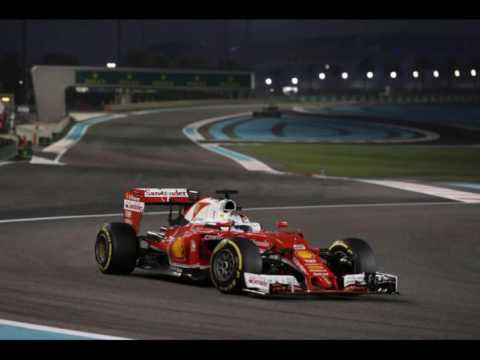 F1 2016 Abu Dhabi GP - Sebastian Vettel - Post Race Team Radio