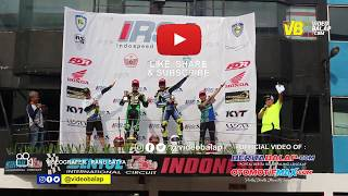 Rey Ratukore Podium Juara Kejurnas Sport 250 cc, Berikut VIDEO Pertarunganya