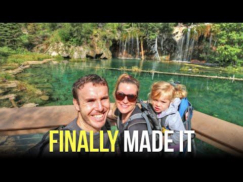 Exploring Hanging Lake in Glenwood Springs, Colorado: Our RV Life