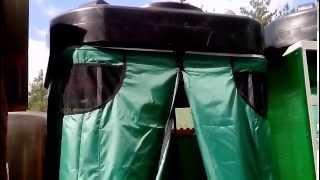 Летний душ для дачи(В данном видео можно увидеть летний вариант душевой кабинки на даче. Дачный душ недорогой вариант для дачи., 2015-08-06T15:19:15.000Z)