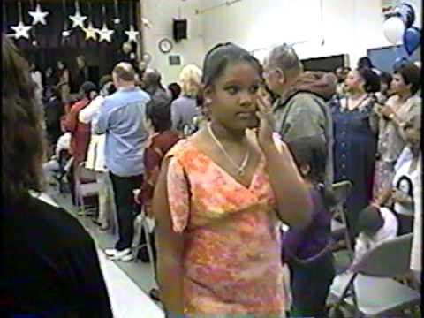 Belladonna Valley View Elementary School, Graduation Ceremony 2003 (part 5/ 5)