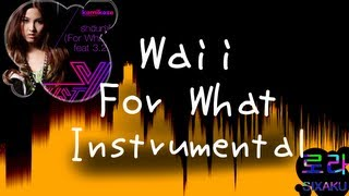 [INST] Waii - For what? (รักฉันทำไม) INSTRUMENTAL (Karaoke / Lyrics on screen)