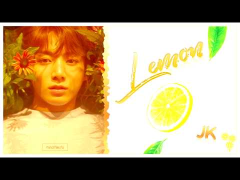 JK (정국) - 'Lemon' 🍋 (Cover) Lyrics [Kan_Han_Rom_Eng] | minamochi