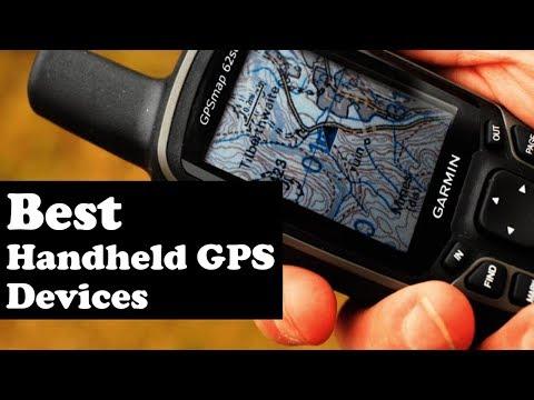 Handheld GPS: Best Handheld GPS Devices (2020)