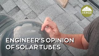 Are Solar Tubes Worth The Cost? In this video I talk about what I l...