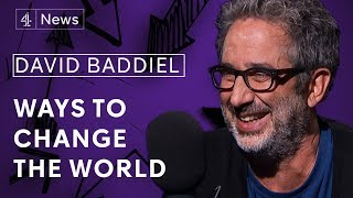 David Baddiel on honesty, antisemitism and Three Lions