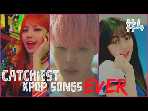 (Top 50) Catchiest KPop Songs EVER! #4