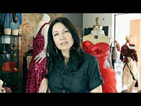 Fashion Designer Lana Gerimovich Talks Alis Fashion Design In Scottsdale Az 85251 Youtube