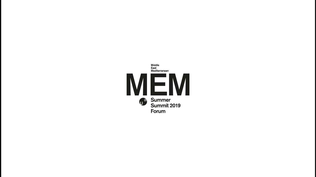 Middle East Mediterranean MEM Summer Summit 2019 - Lugano