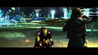 Железный Человек 2   Альтернативный финал