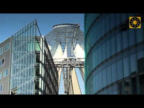 """BERLIN - Teil 1 """"Brandenburger Tor - Reichstag - Potsdamer Platz"""" Sightseeing Berlin - Tour"""