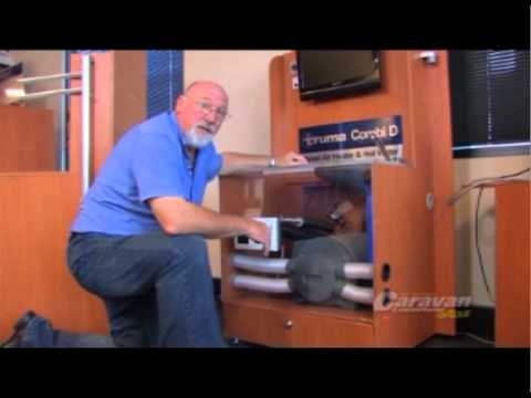 Dometic hot water and air heating options   Dometic Group