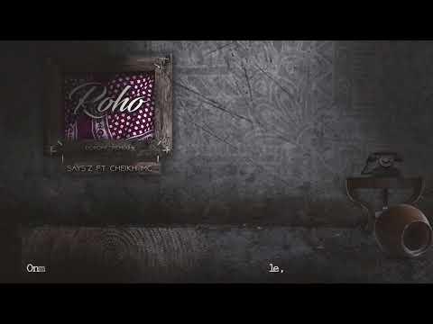 Says'z - Roho Ft. Cheikh MC // JOROMI REMIX // (Video Lyrics)