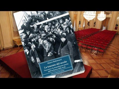 """Presentazione libro """"La tournée del secolo"""""""