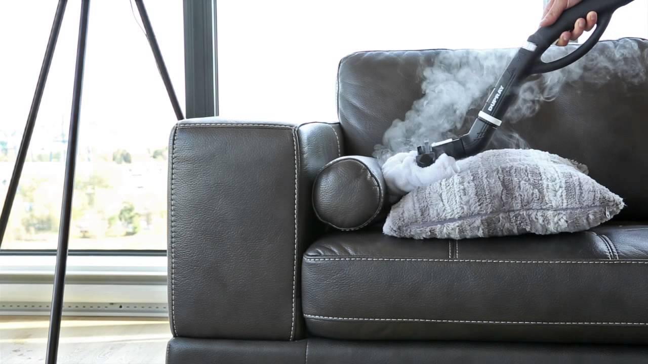 C mo limpiar almohadas con un limpiador de vapor youtube - Como lavar almohadas ...