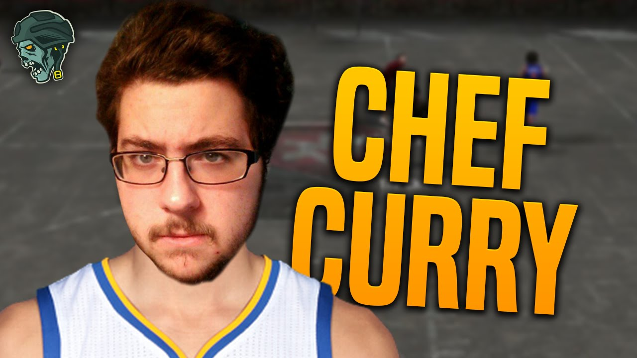 Chef Curry Nba 2k16 Mypark Youtube