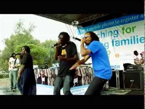 Emmanuel Jal - She Likes Me - Live in Nairobi