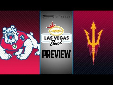 Wisconsin Sports - Arizona State vs Fresno State - Las Vegas Bowl Preview