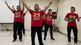 yel yel jaran goyang ,,DLC REBORN JAKARTA
