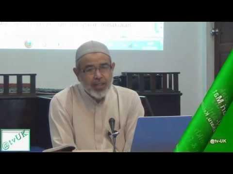 """Aqidah Sesat Syiah Zaidiah Antaranya """"alQuran Tidak Qadim"""" - Dato' Dr  Johari Mat"""