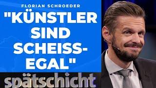 """Florian Schroeder: """"Künstler sind während Corona scheißegal!"""""""