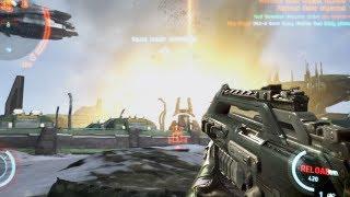 DUST 514 Gameplay - Epic Orbital Strike! - Community Play Part 3