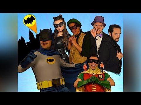 B@ (Batman Parody Film)