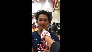 NBA Draft scouting video