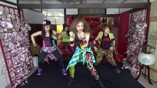 Chérie doudou (Tony Mandell) Zumba Choreography by Aki Fujiwara:Japan