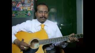 Kangal irandal guitar instrumental by Rajkumar Joseph.M