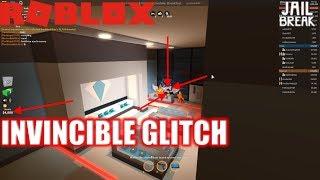 Roblox: JailBreak: INVINCIBLE GLITCH!!!