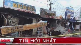 ⚡ Tin mới nhất | 3 người trong tiệm vàng tử vong do hỏa hoạn