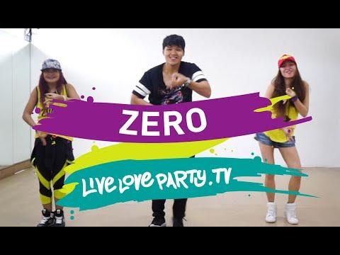 Zero | Zumba® | Live Love Party | Dance Fitness